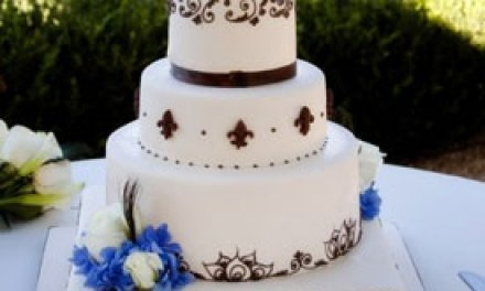 Trends in wedding cakes: the sky is the limit