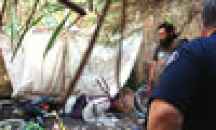 Restoration and recreation replacing dangerous illegal camping along the Ventura River