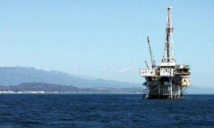 Lawsuit prompts fracking ban off California Coast