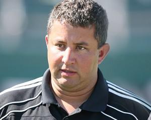 VCU head soccer coach, Dave Giffard. I love this dude.