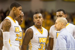 VCU's offensive woes have doomed the Rams in their current three-game losing streak.