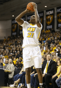 Treveon Graham scored the second most points in VCU history and was a key piece during an era that saw four consecutive NCAA tournaments during his tenure.
