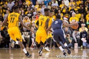 VCU handed the Monarchs a 69-48 road loss the last time ODU visited the Siegel Center.