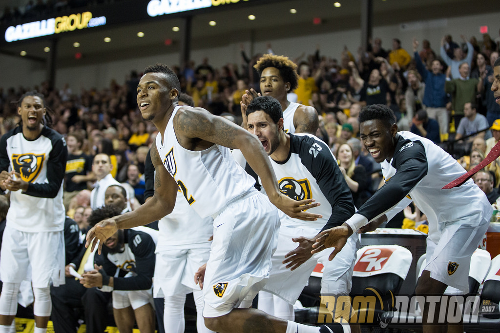 Melvin Johnson scored a career-high 36 points in VCU's 76-71 loss to Florida State.