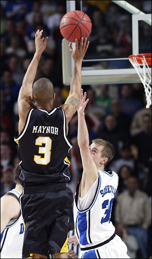 Eric Maynor's game-winner against Duke in 2007 helped put the Rams on the map and set the foundation for what has become a top-tier program.
