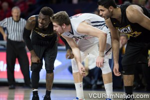 While VCU controls their own destiny as the league's current No.1, an assist from rival Richmond could help VCU's regular season A-10 ranking.