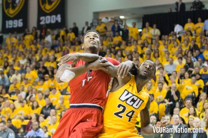 Richmond's Terry Allen will be a key loss for the Spiders next season.