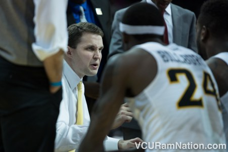 Will Wade continues VCU's NCAA tournament streak at six consecutive appearances.