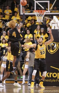 VCU juniors Justin Tillman and Ahmed Hamdy need to show what they are capable of in VCU's mismatch against DII Queens University.