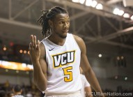 The three-ball could be the deciding factor in tonight's VCU v Princeton game against a Tigers team that loves to shoot it.