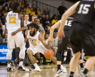 Johnny Williams is set to return to the Rams' lineup today after missing VCU's win over Princeton due to illness.