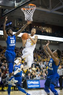 Freshman Samir Doughty scored a career-high 14 points against MTSU and could be in line for big minutes against an outmatched Louisiana Monroe squad tonight.