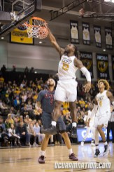VCU will attempt to defend the Stu tonight against a GW team that was victorious in their last trip to the Siegel Center.