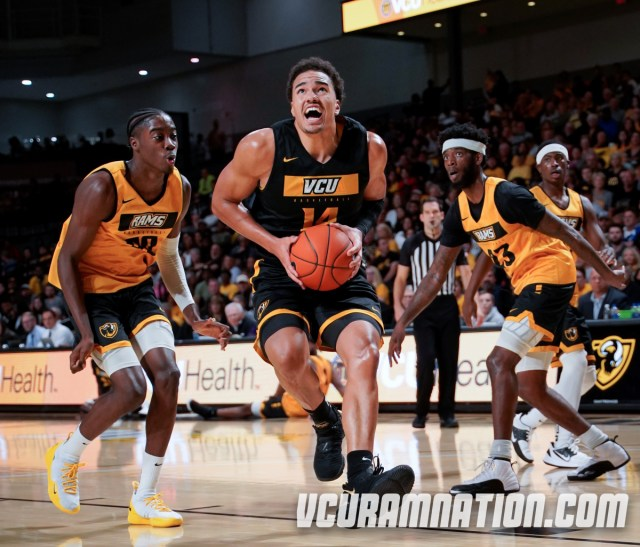 Photos: VCU Black and Gold Game 2019 – Ram Nation