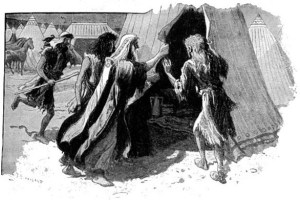 Staniland_These_lepers_went_into_one_tent