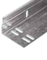 Muurprofiel 2mm RVS