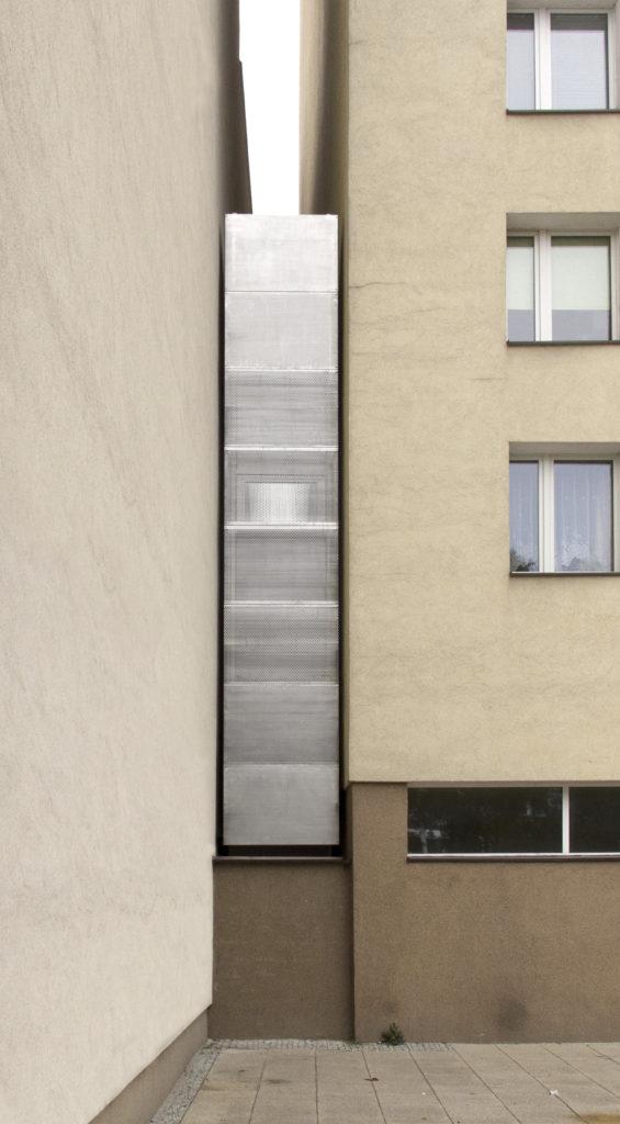 Micro casa Varsavia