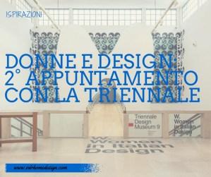 Donne e design