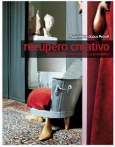 copertina del libro recupero creativo