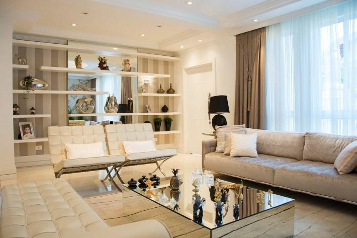 decorare il soggiorno