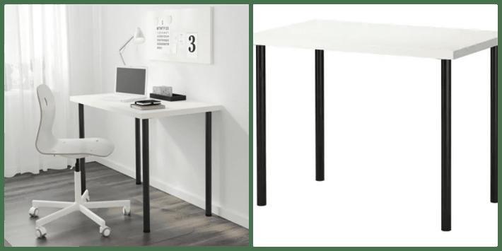 scrivania per disegnare
