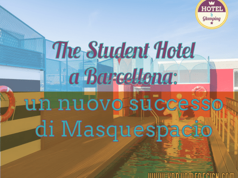 The Student Hotel a Barcellona