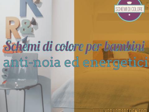 schemi di colore per bambini
