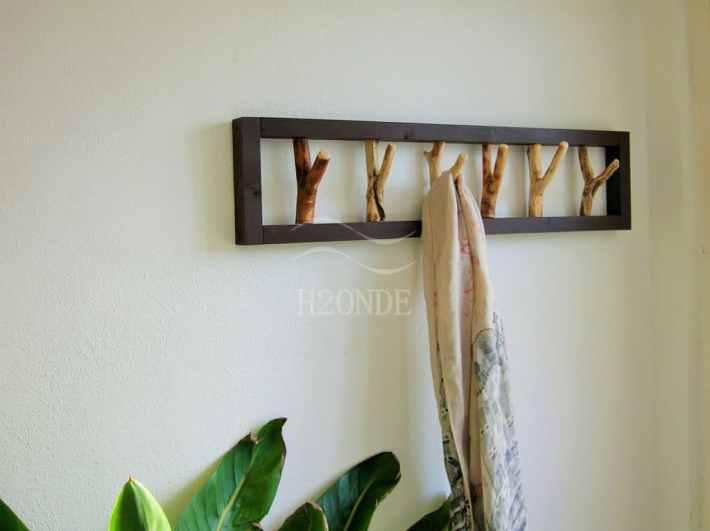 usare i rami di legno secchi