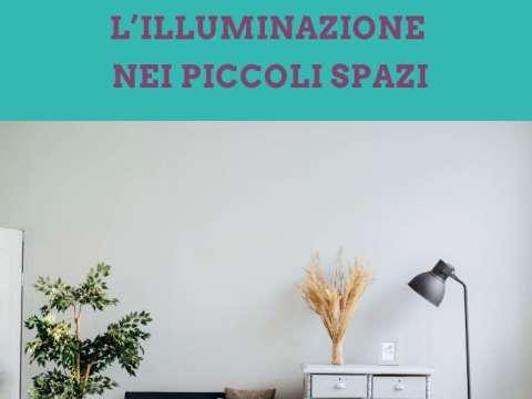 copertina del post illuminazione nei piccoli spazi