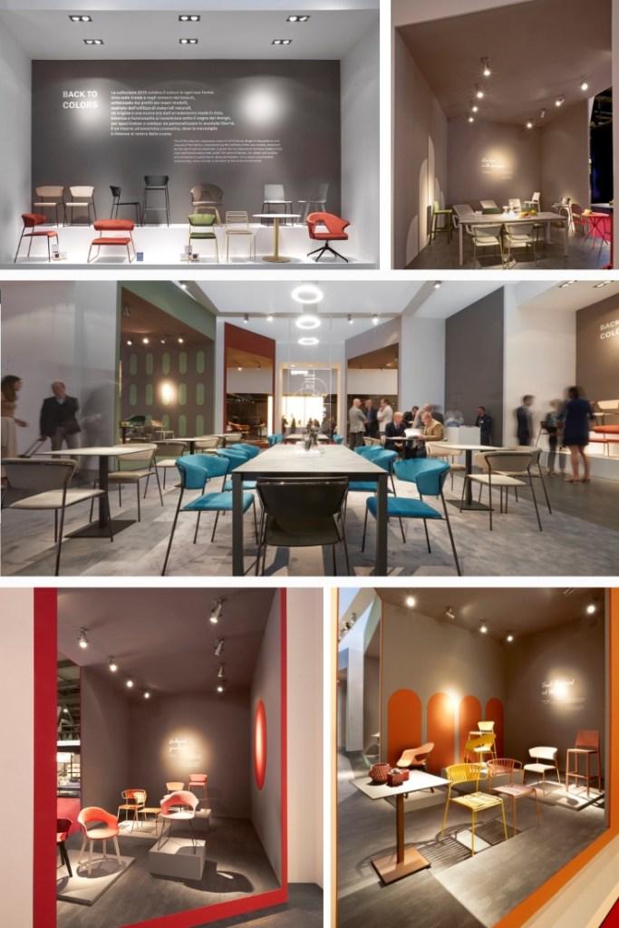 Tendenze del Salone del Mobile: lo stand di SCAB Design