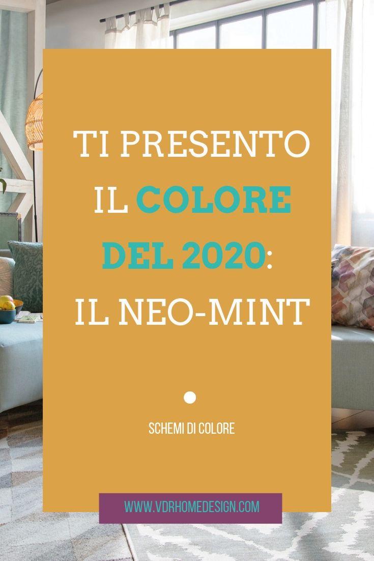 Sala E Salotto 2020.Il Colore Del 2020 Neo Mint Per Tutti I Gusti E Gli Stili