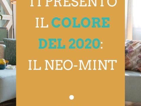 colore del 2020 neo mint