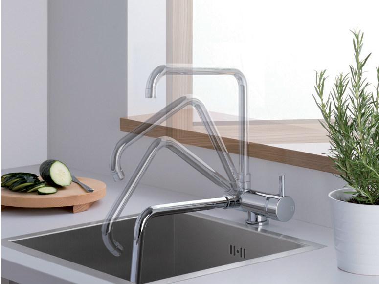 rubinetti di design per la cucina