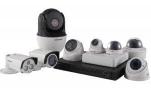 Hikvision HD Camera dubai