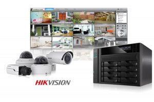 Hikvision NVR Dubai