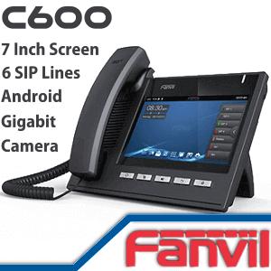 Fanvil-C600-IP-PHONE-DUBAI-UAE