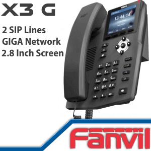 Fanvil-X3G-IP-Phone-Dubai-UAE