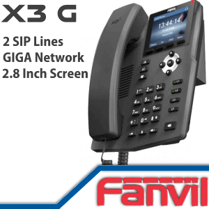 Fanvil-X3G-IP-Phone-Dubai-UAE