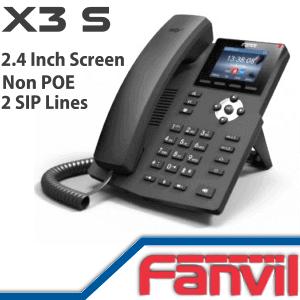 Fanvil-X3S-IP-Phone-Dubai-UAE