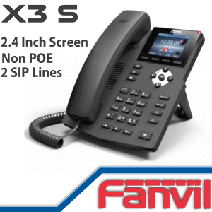 Fanvil-X3S-IP-Phone-Dubai-UAE