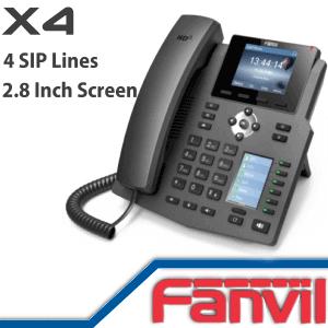 Fanvil-X4-IP-Phone-Dubai-UAE