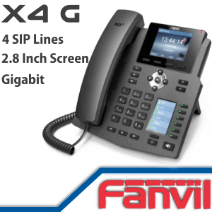 Fanvil-X4G-IP-Phone-Dubai-UAE