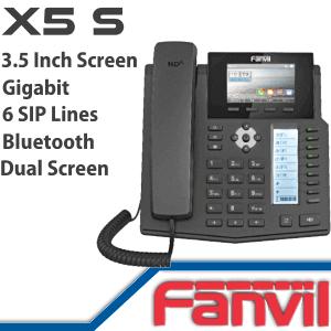 Fanvil-X5S-IP-Phone-Dubai-UAE