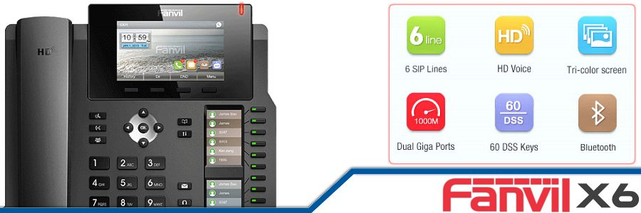 Fanvil X6 IP Phone Dubai
