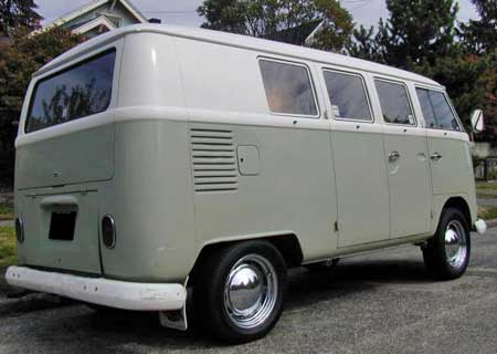 1965 VW Kombi