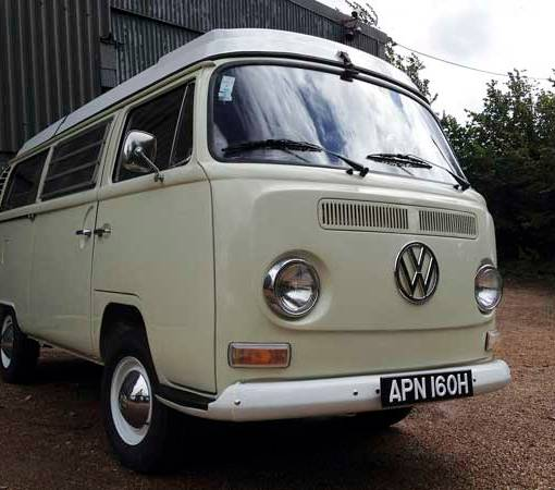 finally ready for the road again, the VW Early Bay Westfalia SO67 Camper!