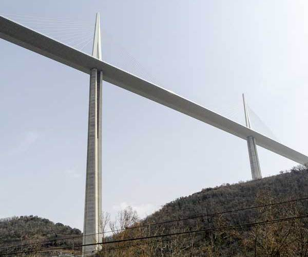 another ambition fulfilled, seeing and driving over the worlds tallest bridge, the stunning Millau viaduct