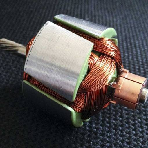 replacement 12v armature for the wiper motor
