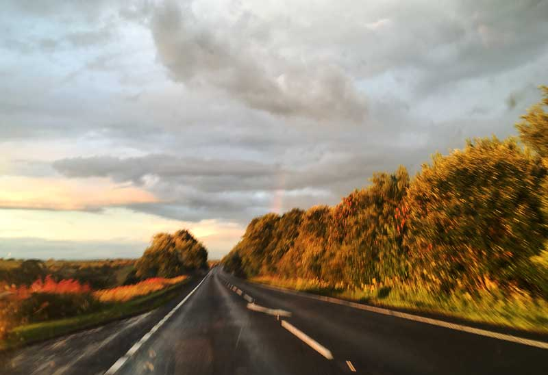 chasing the end of the rainbow