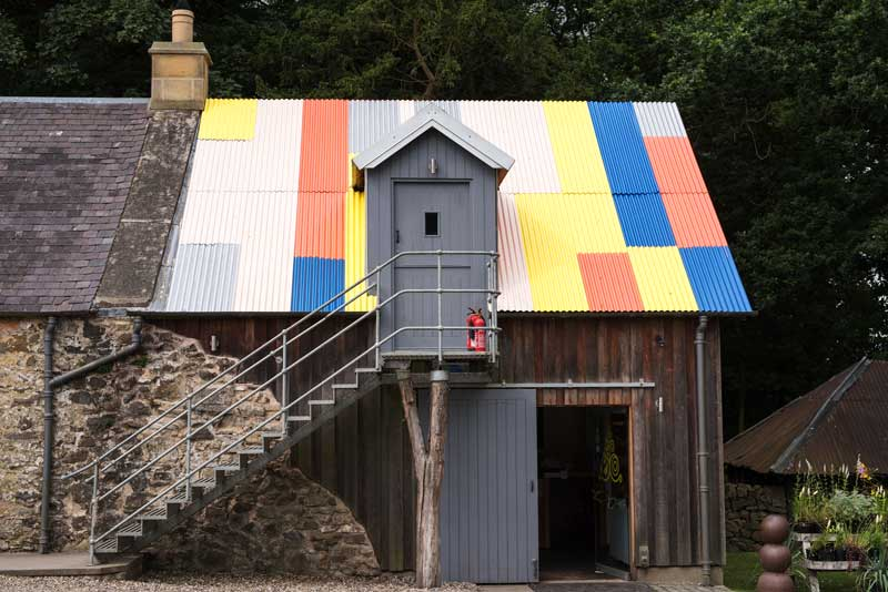 cool design for the tin roof gallery